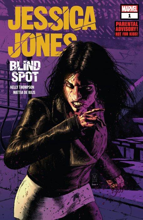 Jessica Jones - Blind Spot #1
