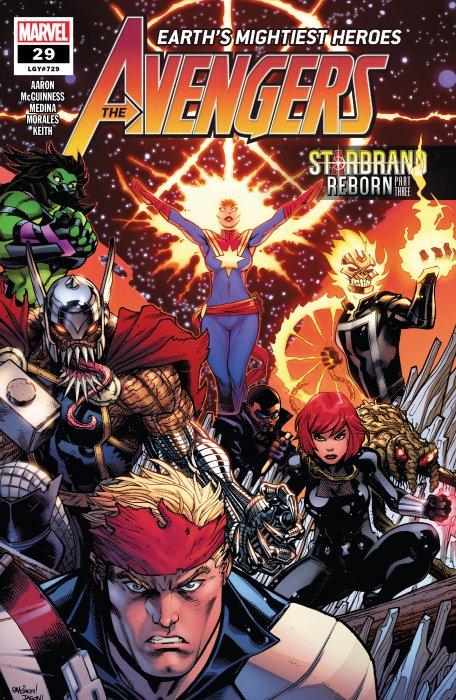 Avengers #29
