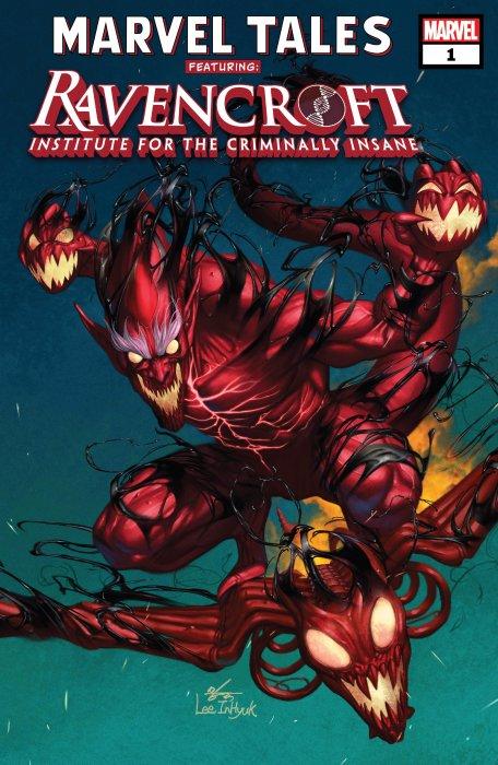 Marvel Tales - Ravencroft #1