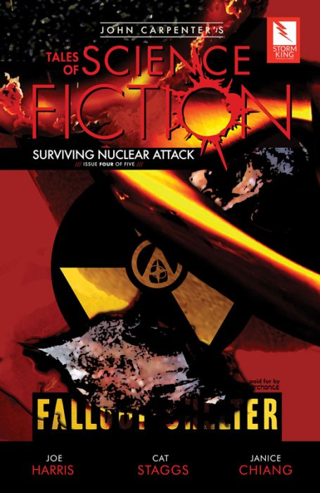 John Carpenter's Tales of Science Fiction - SURVIVING NUCLEAR ATTACK #4
