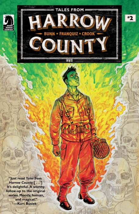 Tales from Harrow County #2 - Death's Choir