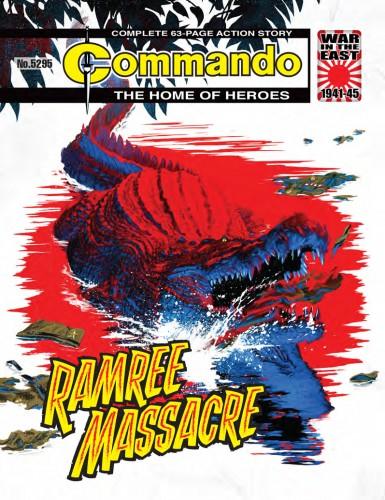 Commando #5295- 5298