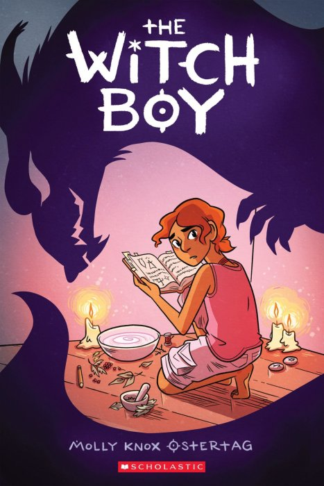 The Witch Boy #1 - GN