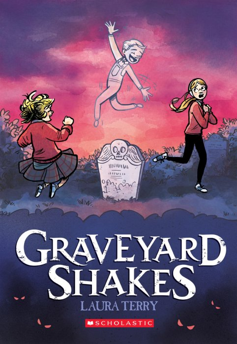 Graveyard Shakes #1 - GN