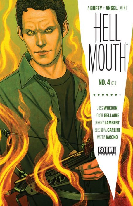 Buffy the Vampire Slayer-Angel - Hellmouth #4