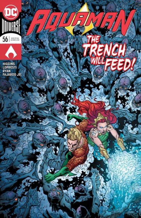 Aquaman #56