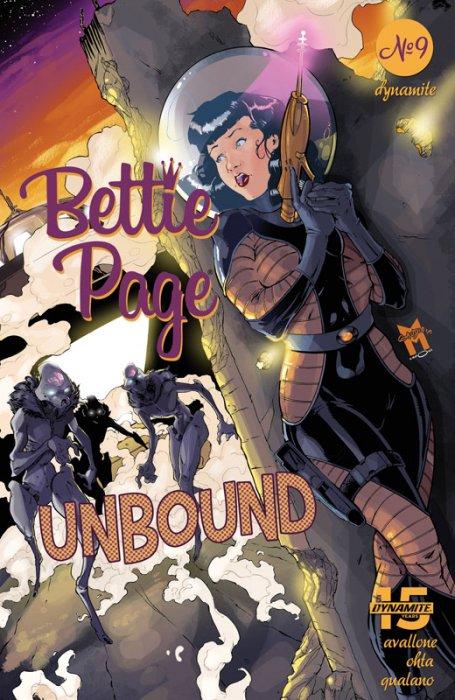 Bettie Page - Unbound #9