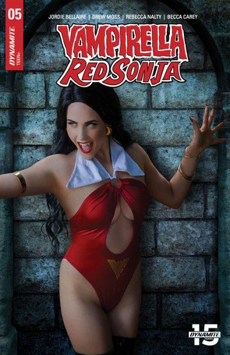 Vampirella - Red Sonja #5