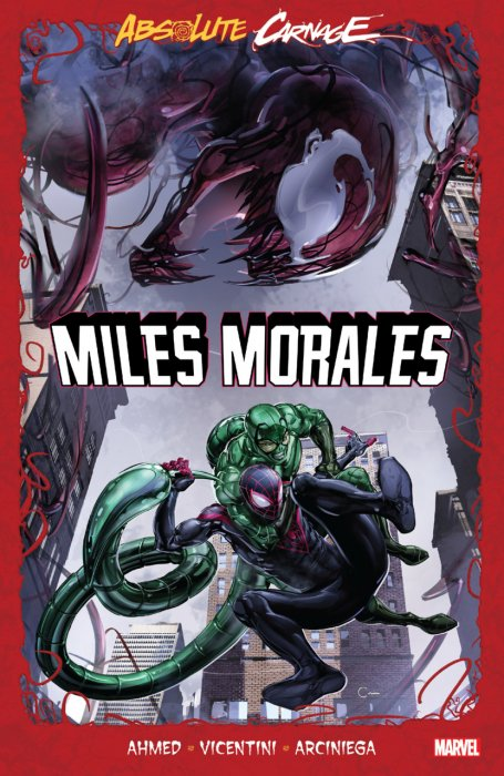 Absolute Carnage - Miles Morales #1 - TPB