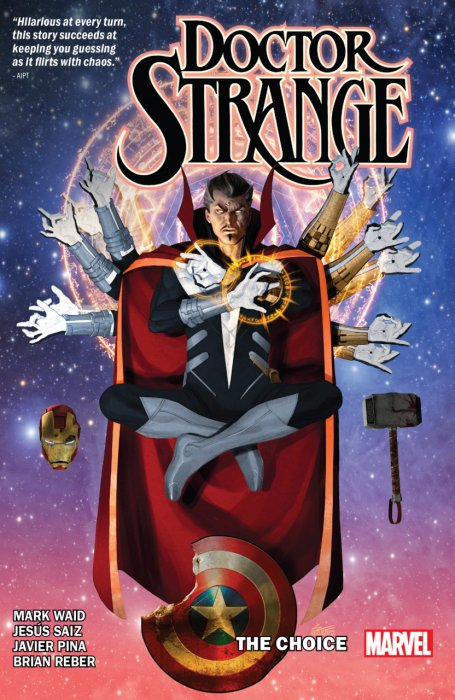Doctor Strange by Mark Waid Vol.4 - The Choice