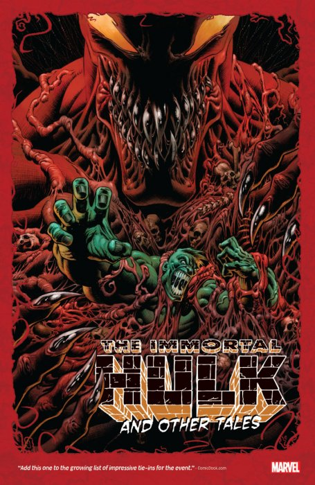 Absolute Carnage - Immortal Hulk And Other Tales #1 - TPB
