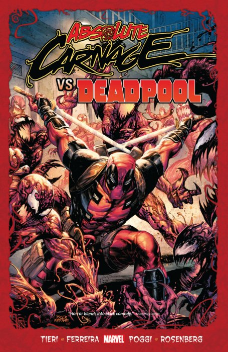 Absolute Carnage vs. Deadpool #1 - TPB