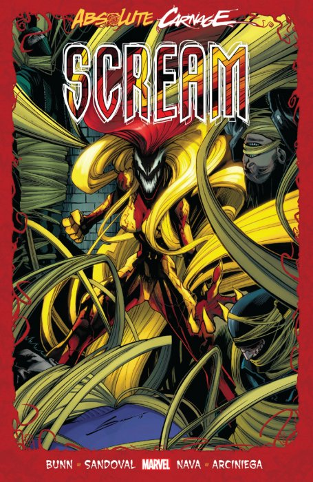 Absolute Carnage - Scream #1 - TPB