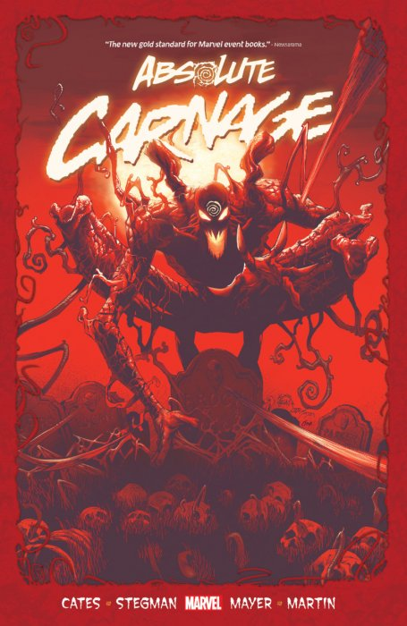 Absolute Carnage #1 - TPB