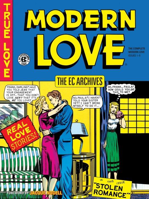 The EC Archives - Modern Love #1 - HC