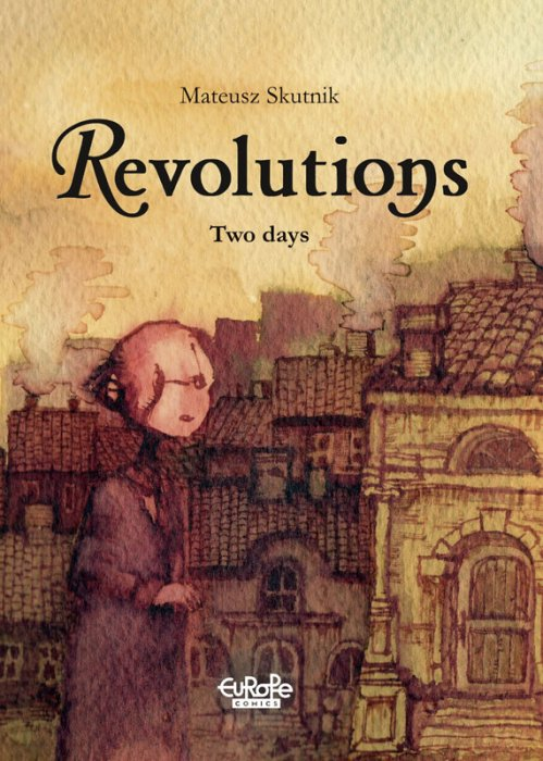 Revolutions #5 - Two Days