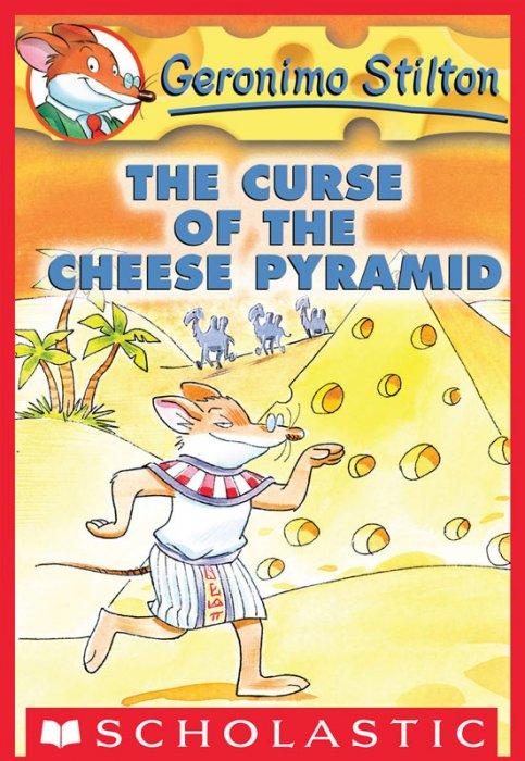 Geronimo Stilton #2 - The Curse of the Cheese Pyramid