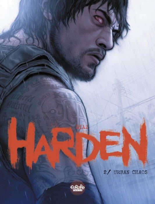 Harden #2 - Urban Chaos