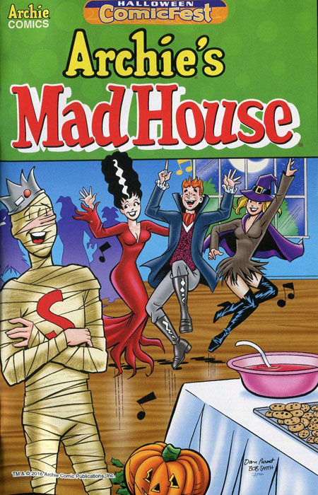 Archie's Madhouse #1