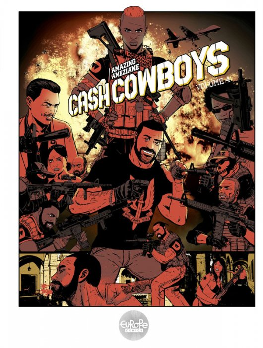 Cash Cowboys #4