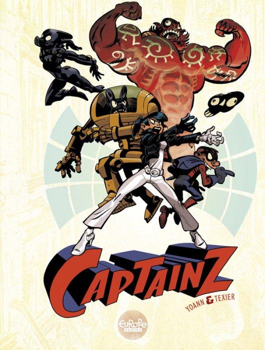 CaptainZ #1