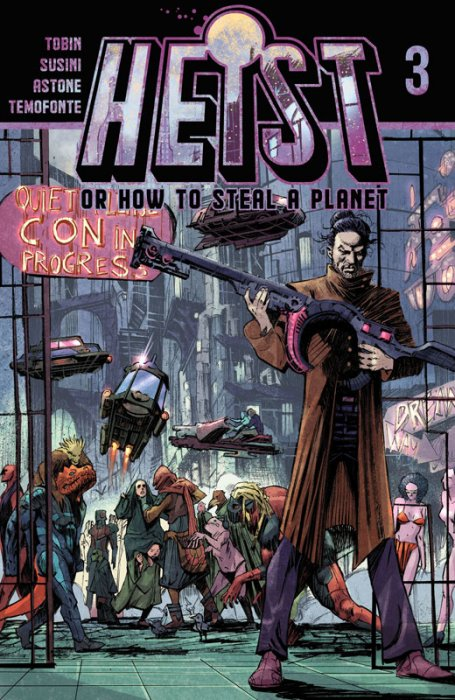 Heist, Or How To Steal A Planet #3