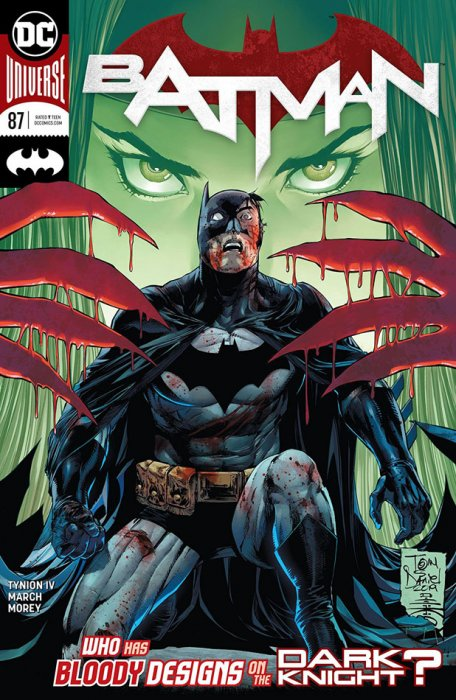 Batman Vol.3 #87