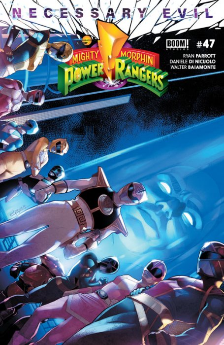 Mighty Morphin' Power Rangers #47