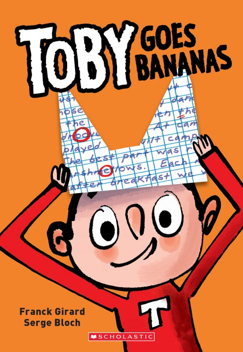 Toby Goes Bananas #1 - GN