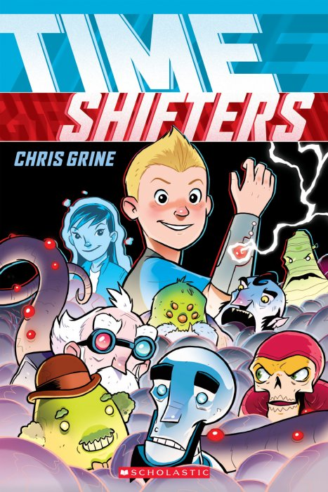 Time Shifters #1 - GN
