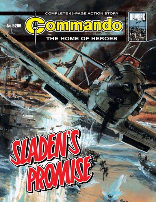Commando #5299-5302