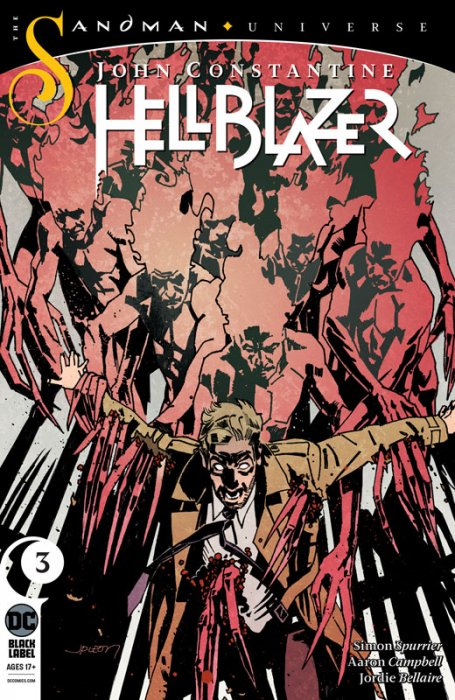 John Constantine - Hellblazer #3