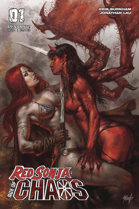 Red Sonja - Age of Chaos #1