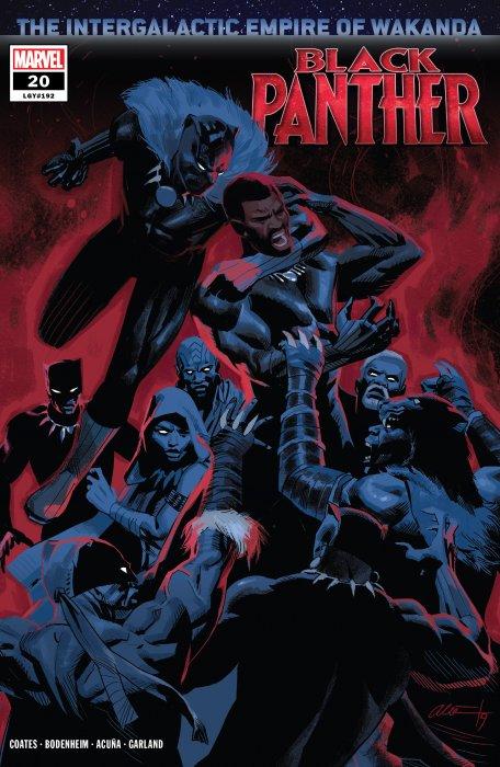 Black Panther #20