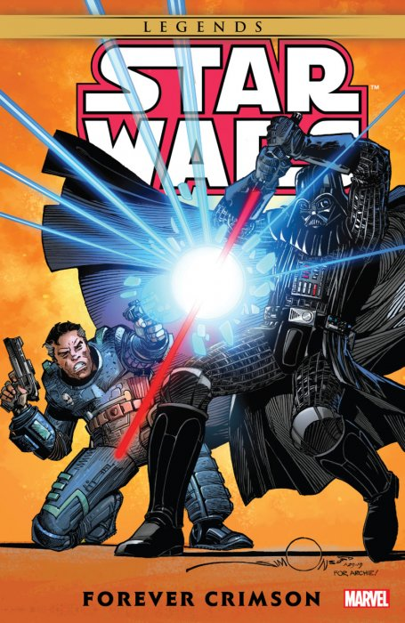 Star Wars Legends - Forever Crimson #1 - TPB