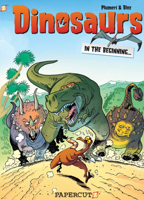 Dinosaurs #1 - In the Beginning...