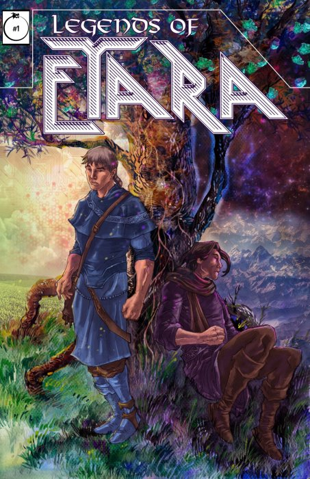 Legends Of Etara #1