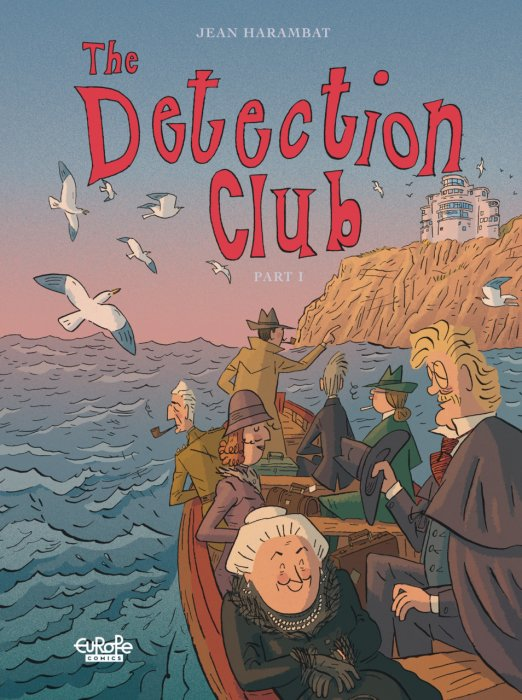 The Detection Club #1