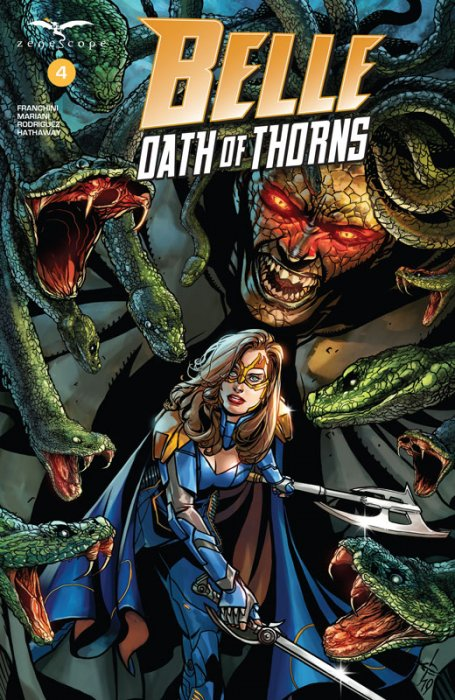 Belle - Oath of Thorns #4