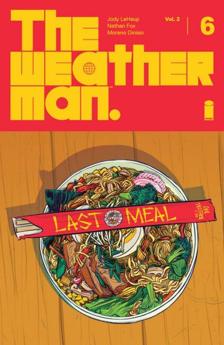 The Weatherman Vol.2 #6