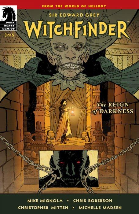 Witchfinder - The Reign of Darkness #3