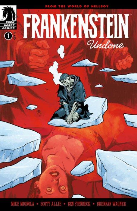 Frankenstein Undone #1
