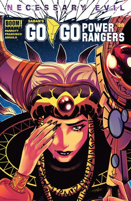 Saban's Go Go Power Rangers #28
