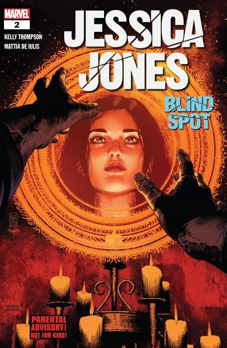 Jessica Jones - Blind Spot #2