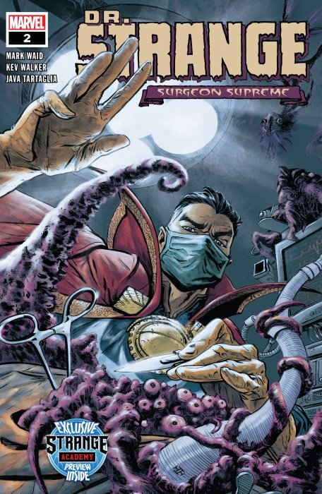 Dr. Strange - Surgeon Supreme #2