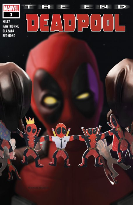 Deadpool - The End #1
