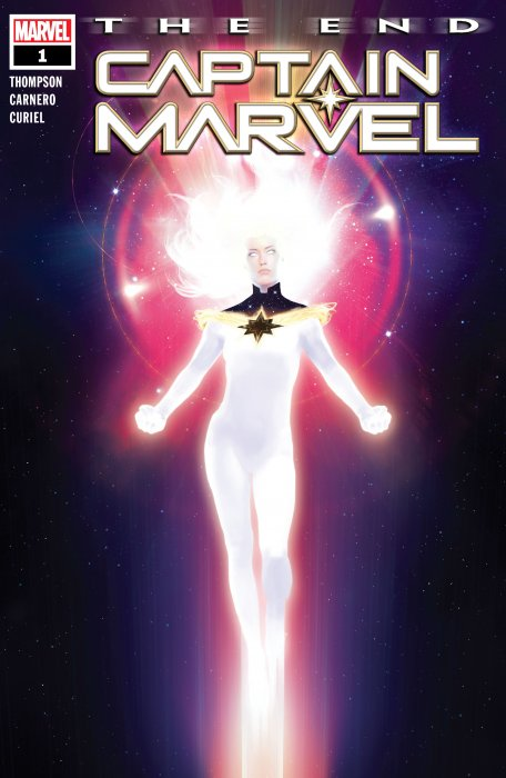 Captain Marvel - The End #1