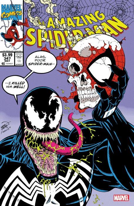 Amazing Spider-Man - Facsimile Edition #347