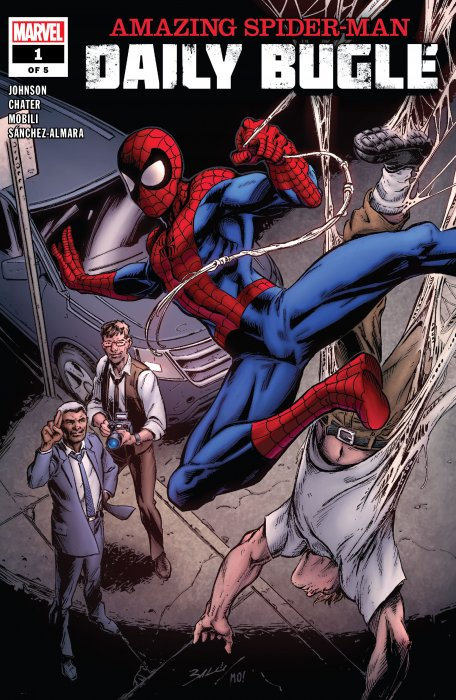 Amazing Spider-Man - The Daily Bugle #1