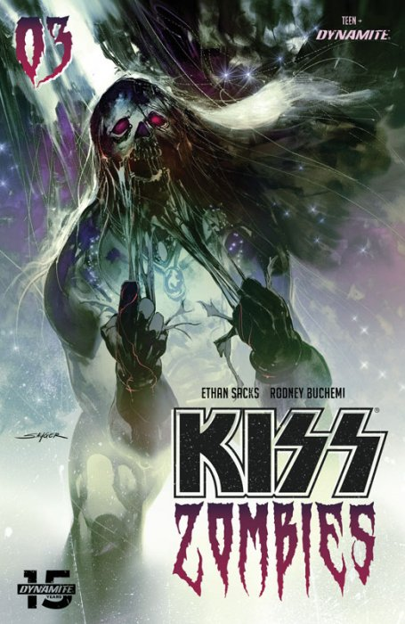 KISS - Zombies #3